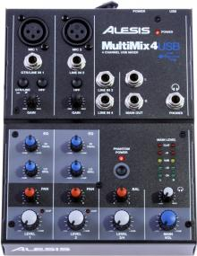 Alesis - Multimix 4 USB